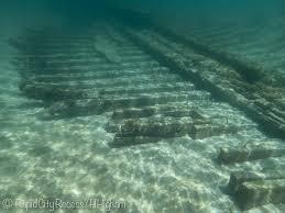 Michigan snorkeling images Snorkeling metropolis shipwreck grand traverse bay michigan usa jpg