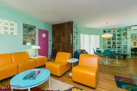 Mid Century Modern Tiny House Baltimore Deco Beauty Circa Old Houses Old Houses For Sale And