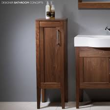 Storage Cabinets Bathroom by Bathroom Storage Floor Cabinets With Doors Made Of Solid Wood In