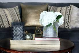 back of couch table how to style a coffee table must have styling pieces this is our