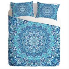 bedroom very beautiful colors with bohemian duvet u2014 iahrapd2016 info