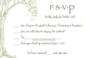 Design Card Wedding Invitation Wedding Invitation Response Card Lilbibby Com