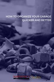 how to organize your garage quicker and better rugspa