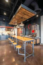 Fast Casual Restaurant Interior Design Decorations Rustic Modern Restaurant Decor Rustic Restaurant