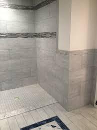 Shower Corner Bench Custom Built Showers