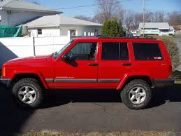 red jeep cherokee the red xj club jeep cherokee forum