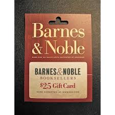 enter to win a 25 barnes and nobles gift card 100 winners