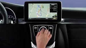 mercedes gps navigation system how to navigation destination touchpad mercedes owner