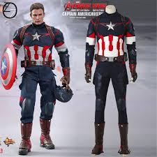 Captain Marvel Halloween Costume Compare Prices Captain Marvelous Costume Shopping Buy