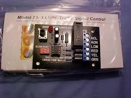 3 color sequencer kit for rotation of light