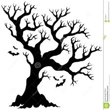spooky halloween clipart spooky halloween tree clipart clipartsgram com