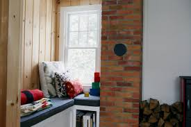 a former bunkhouse is remodeled into a family home hgtv