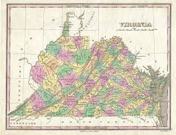 Richmond Virginia Map by Virginia Conventions Wikipedia