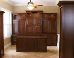 Custom Desks For Home Office Home Office Desk Cabinets Furniture And Library Shelves