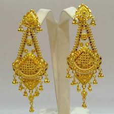 gold earrings images 24 gold earrings designs ideas design trends premium psd