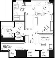 Studio Apartment Floor Plans by Studio Apartment Layout Magic Havenly