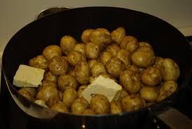 cuisiner les pommes de terre de noirmoutier concours la pomme de terre primeur de noirmoutier la cuisine de
