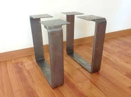 in metal table legs metal dining table legs macky co