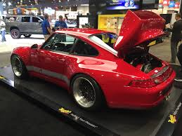 gas monkey porsche ls3 z car blog sema2017