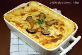 cuisiner des cepes frais gratin dauphinois aux cèpes d après éric fréchon péché de gourmandise