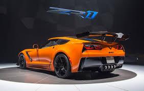 corvette supercharged zr1 2019 chevrolet corvette zr1 bows with 755 hp lt5 v 8
