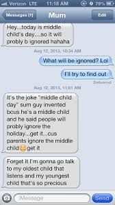 Middle Child Meme - happy middle child s day everyone imgur