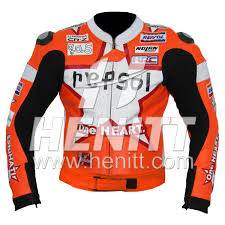 cheap motorbike clothing honda repsol one heart motorbike racing leather jacket henitt