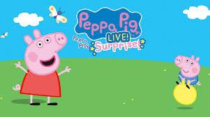 peppa pig live nederlander concerts