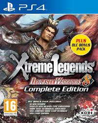 amazon com dynasty warriors 8 xtreme legends complete edition