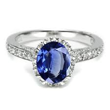 kate wedding ring sapphire diamond tacori engagement ring just like kate