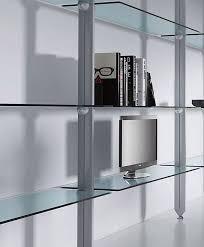 Glass Shelves Cabinet Grand Custom Glass Shelves Lovely Decoration Shelving Display