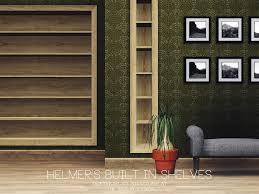 Bookcase In Wall Dt456 U0027s Helmer U0027s Built In Shelves