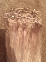 headkandy extensions headkandy hair extensions milk i blush 16 18 second base