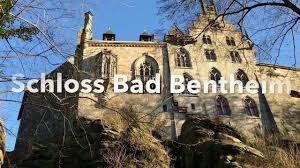 Burg Bad Bentheim Schloss Bad Bentheim Youtube