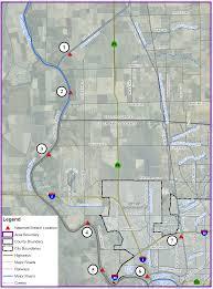 Maps Sacramento Maps Flood Scenarios And Evacuation Routes