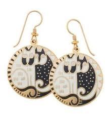 laurel burch jewelry portrait cats earrings by laurel burch jewelry classics