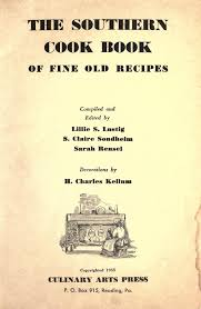 vieux livre de cuisine the southern cook book of recipes recetarios antiguos