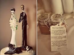 skeleton wedding cake toppers jon and erin s dead skeleton roaming cow mariachi beating
