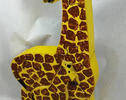 eclectic giraffe ring holder images Giraffe statue etsy jpg