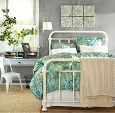 Paint Metal Bed Frame Pottery Barn Iron Bed Rot Iron Bed Frame Pottery Barn Wrought Iron