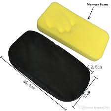 Memory Foam Chair Pad Momery Foam Chair Armrest Pad Comfy Office Chair Arm Rest Cover