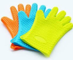 gant de cuisine silicone résistant à la chaleur gant cuisine cuisson micro ondes