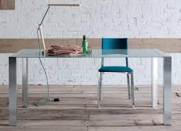 tavoli da design tavolo stratos 141x85 fisso sedit tavolo di design progetto sedia