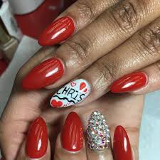 28 almond nail art designs ideas design trends premium psd