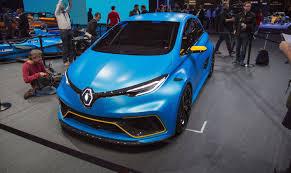renault zoe interior zoe e sport concept unveiled in geneva
