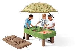 water table for 1 year old step2 787800 naturally playful sand water cente sincereviews