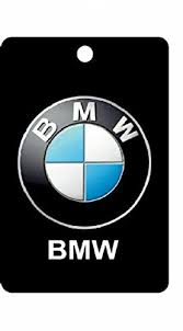 bmw car logo car logo bmw air freshener sided size 61x93mm amazon co uk