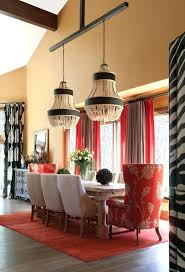 how high to hang a chandelier hanging light fixtures for dining room ditch the dining room