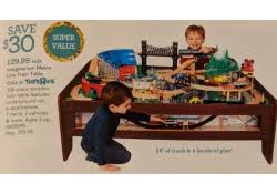 imaginarium metro line train table amazon toys r us black friday 2017 ad deals sales bestblackfriday com