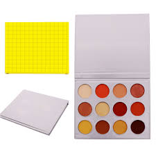 12 color shades women beauty makeup cosmetics long lasting